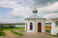 Chapel of venerable nikita stylites russia nikitsky monastery pereslavl zalessky Royalty Free Stock Photos