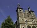 Chapell in the german raesfeld Stock Photo