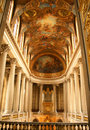 Chapelle de Versailles, France Photographie stock