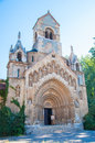 Chappel of jak budapest hungary Royalty Free Stock Images