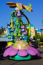 Disney Pixar Parade - Bugs Life Royalty Free Stock Photo