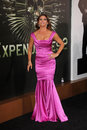 Charisma carpenter at the the expendables los angeles premiere chinese theater hollywood ca Royalty Free Stock Photos