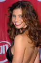 Charisma carpenter upn summer tca party paramount studios hollywood ca Stock Image