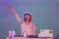 Charisma com bangkok aug show at japan expo thailand on august at central world bangkok thailand Royalty Free Stock Image