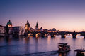 Charles bridge Photos stock