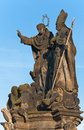 Charles Bridge (Prague, Czech Republic). Stock Photography