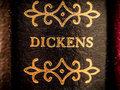 Charles dickens famous author of novels including oliver twist and a christmas carol Stock Images