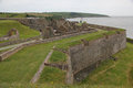 Charles Fort, Ireland Royalty Free Stock Photo
