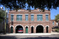 Charleston usa july charleston fire department still in use on in the city of fire department is an Stock Photos