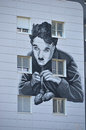 Charlie Chaplin Stock Photos