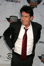Charlie sheen Obrazy Royalty Free