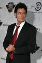 Charlie sheen Obrazy Stock