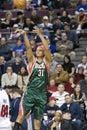 Charlie Villanueva of the Milwaukee Bucks Royalty Free Stock Photo