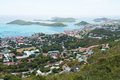 Charlotte Amalie Royalty Free Stock Photos
