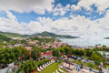 Charlotte Amalie, St. Thomas, US Virgin Islands Royalty Free Stock Photo