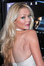 Charlotte ross los angeles feb arrives at the drive angry d premiere at arclight theaters on february in los angeles ca Stock Photography