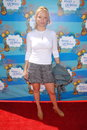Charlotte ross at the make a wish foundation s day of fun hosted by kevin steffiana james santa monica pier santa monica ca Royalty Free Stock Photos