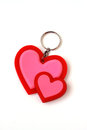 Charm heart Stock Photography