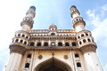 Charminar hyderabad india a historic year old monument and a well recognized landmark Royalty Free Stock Image