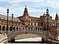 Charming Sevilla Royalty Free Stock Photography