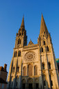 Chartres Royalty Free Stock Photo