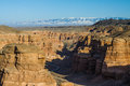 Charyn Canyon Royalty Free Stock Image