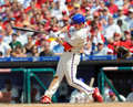 Chase Utley - Philadelphia Phillies Stock Photos