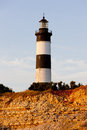 Chassiron Lighthouse Royalty Free Stock Photography