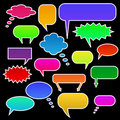 Chat Bubbles Royalty Free Stock Images