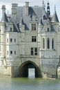 Chateau chenonceau Royalty Free Stock Photos