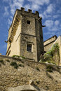 Chateau d'Ansouis Tower Royalty Free Stock Photo