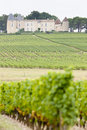 Chateau d'Yquem Royalty Free Stock Image