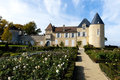 Chateau d' Yquem, France Royalty Free Stock Images