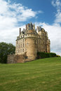 Chateau de Brissac Royalty Free Stock Images