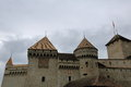 Chateau de Chillon, Montreux, Switzerland Royalty Free Stock Photo