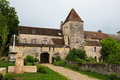 Chateau de Gevrey-Chambertin Stock Photography