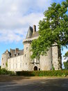 Chateau de Montmuran, Les Iffs ( France ) Stock Photo