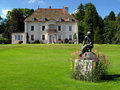 Chateau de Monts, 02, Le Locle, Switzerland Royalty Free Stock Image