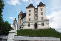 Chateau De Pau And Gaston Febu...
