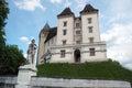 Chateau De Pau And Gaston Febu...