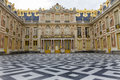 Chateau de Versailles, France Royalty Free Stock Photo