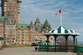 Chateau Frontenac Royalty Free Stock Image