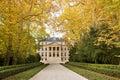 Chateau Margaux, Bordeaux, France Royalty Free Stock Photo