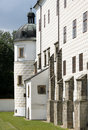 Chateau Pardubice Royalty Free Stock Photo