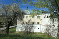 Chateau in Pardubice Royalty Free Stock Photo