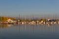 Chatfield Marina Royalty Free Stock Photo