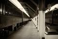 Chattanooga Railway Station Royalty Free Stock Photo