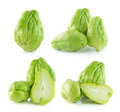 Chayote isolated on white background Stock Images