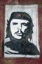 Che Guevara Graffiti Portrait ...