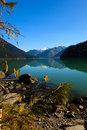 Cheakamus Lake Royalty Free Stock Photo
